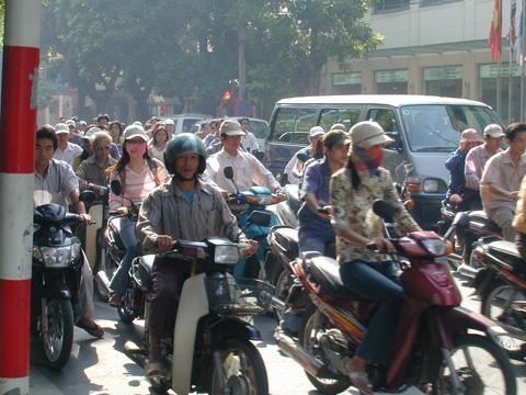 Hanoi Motos