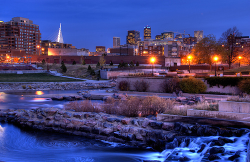 43% of Americans surveyed want to live in Denver. Flickr photo by bridgepix.