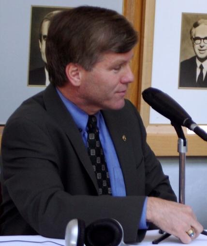 Attorney General Bob McDonnell. Photo via Wikimedia.
