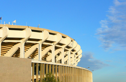 RFK Stadium. Photo by angela n.
