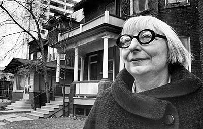 Jane Jacobs. Photo via https://eng10181.files.wordpress.com.