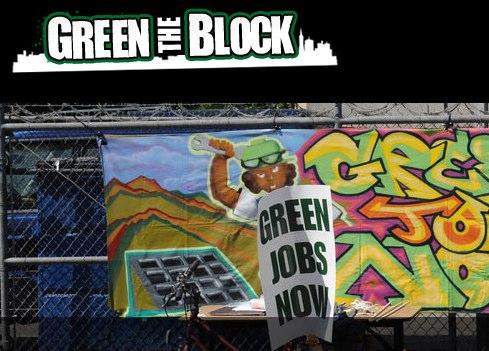 GreenTheBlock