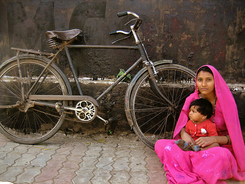Women play a key role in making our cities better places to live. Photo by Meanest Indian.