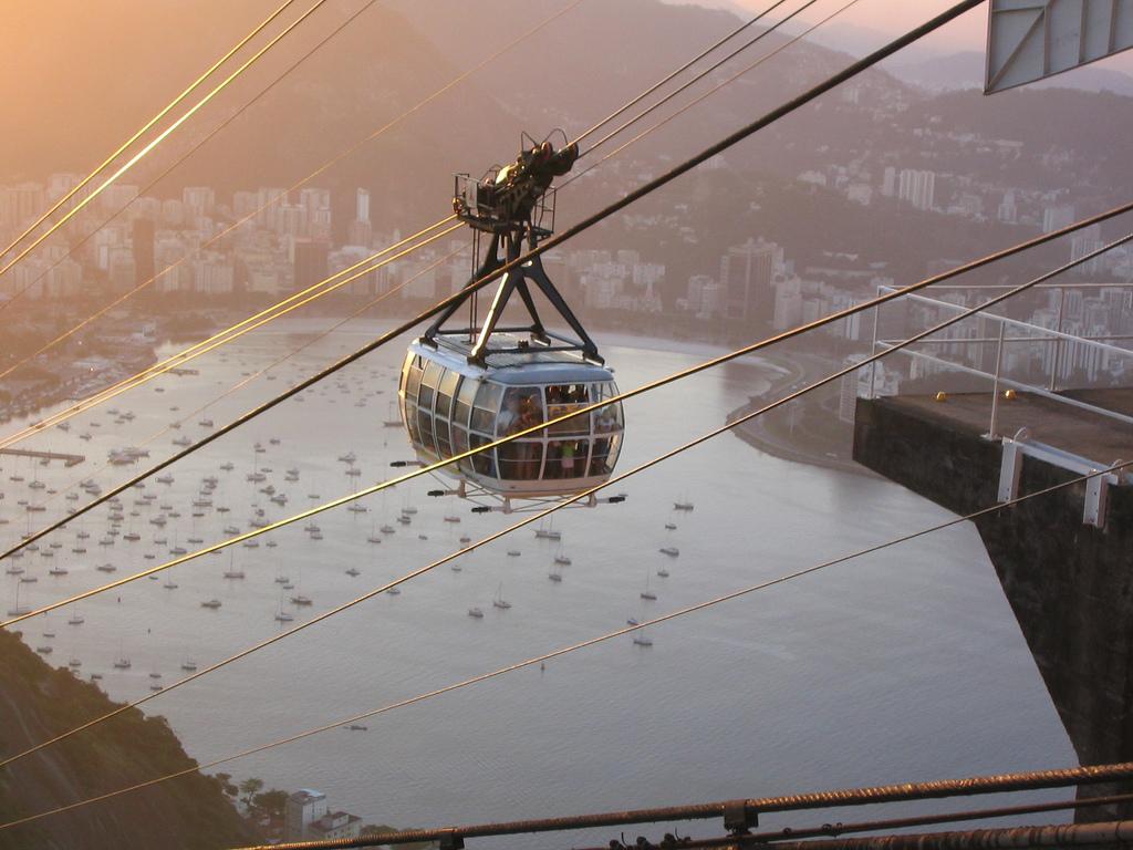 Rio de Janeiro Cable Car