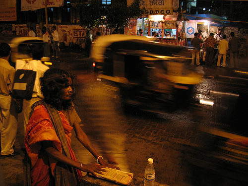 A new study says Mumbai is the safest city in India for women. Photo by mohit.ed.