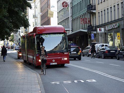 Stockholm, Sweden. Photo by Storstockholms Lokaltrafik.