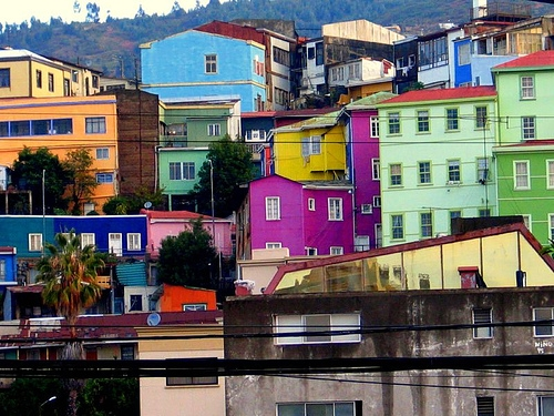 How can cities in North and South America employ urban planning to develop in sustainable ways?