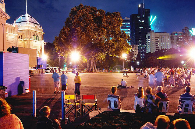 Melbourne operated a successful urban repositioning. Photo by mugley.