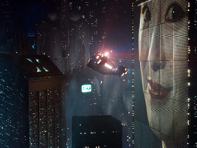 Blade Runner Movie Still