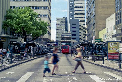 Curitiba, Brazil BRT
