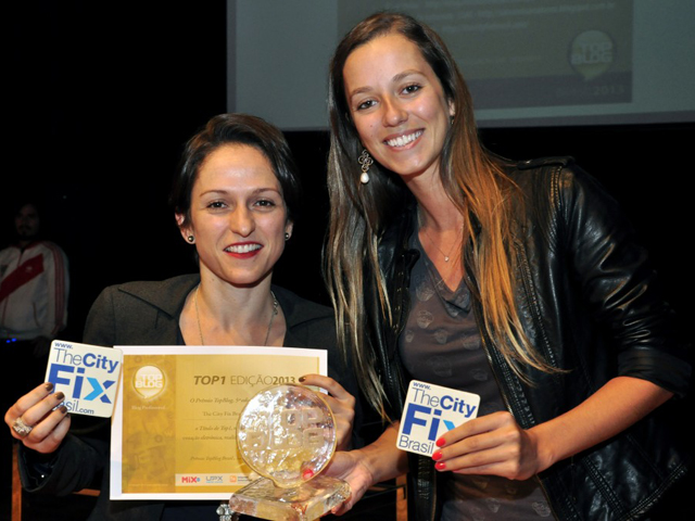 TheCityFix Brasil wins TopBlog 2013-14! Photo by EMBARQ Brazil.