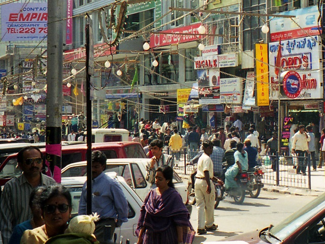 Indian cities should undertake planning processes that are appropriate for their particular size and needs. Photo by Ryan/Flickr.