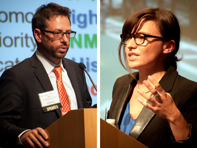 2014 Lee Schipper Scholars present at Transforming Transportation