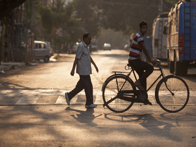 Making cyclist safety a priority in Indian cities