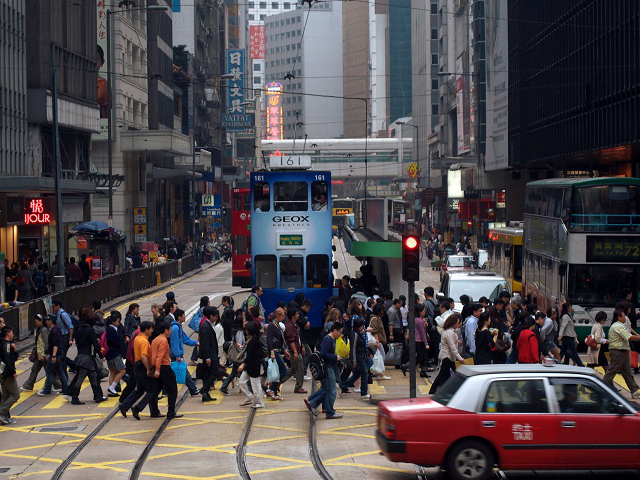 Transforming Transport 2015 sustainable transport Hong Kong