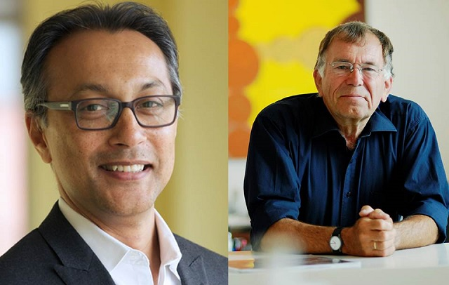 Ani Dasgupta and Jan Gehl
