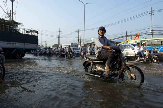 Ho Chi Minh City River Flooding Resilience