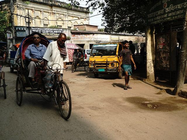 Climate Refugees Dhaka Bangladesh