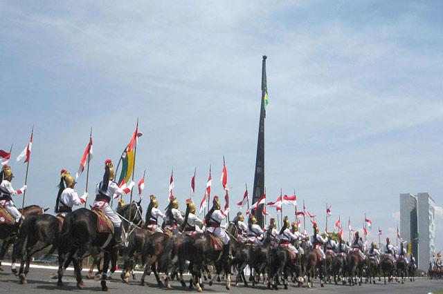 Brasilia, Brazil Parade